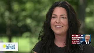 Amy Lee on CBS This Morning - Full Interview + Use My Voice Video preview