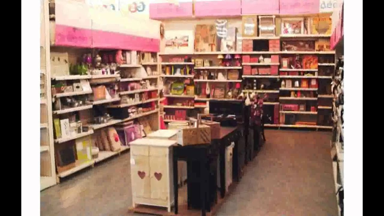 Décoration De Magasin - YouTube