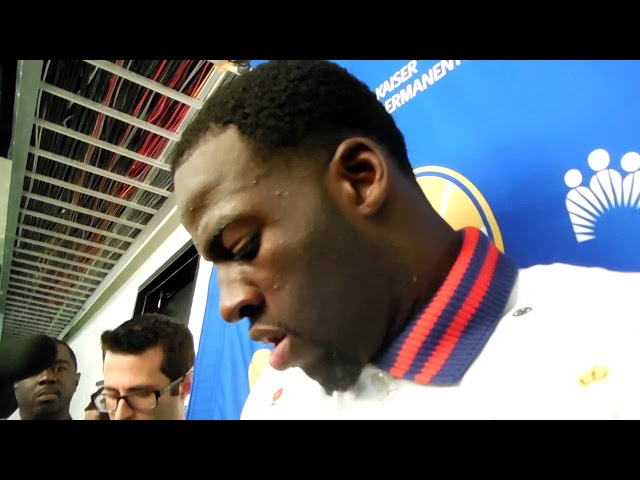 Draymond Green: The mindset of defense