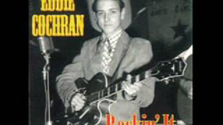 Eddie Cochran & Chuck Foreman - Jammin