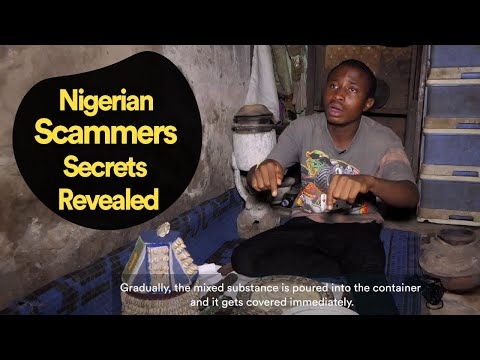Nigerian Scammer Secrets Revealed