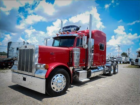 Trucks For Sale In Ms >> 2005 PETERBILT 379EXHD Tandem Axle Sleeper for sale - YouTube