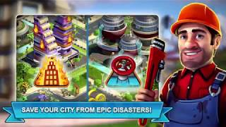 Top 10 Building City Android Games 2018
