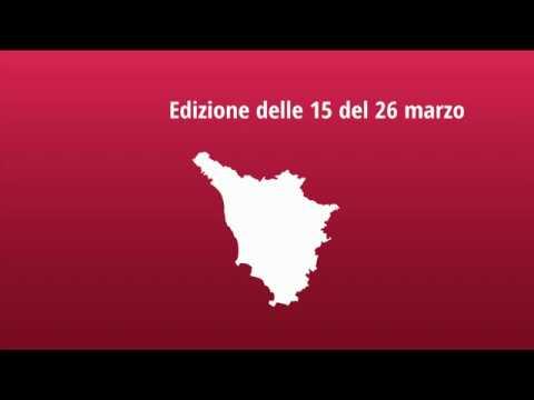Muoversi in Toscana - Edizione delle 15 del 26 marzo 2019