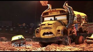 How I would Write Cars 3-Part Seven-Thunder Hollow