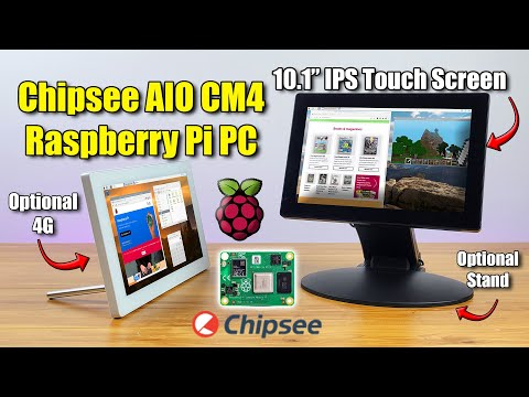 The Chipsee AIO-CM4-101