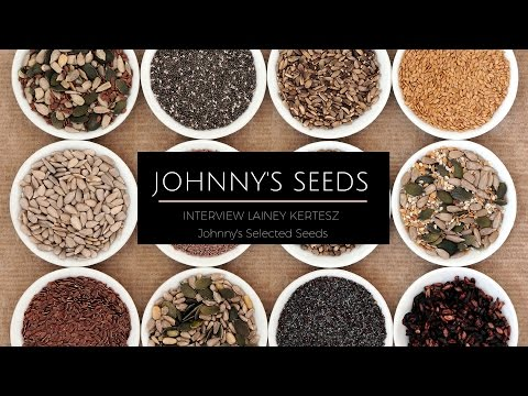 Johnny's Selected Seeds Interview!