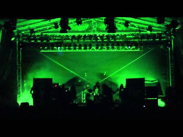 NEGATOR - Carnal Malefactor (Live at the Metal.Frenzy 2014)