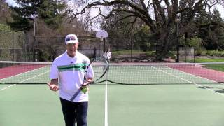 Tennis Drop Shot - How To Develop Feel