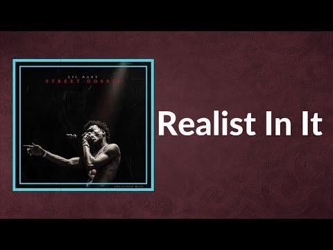 Lil Baby - Realist In It  (Lyrics)