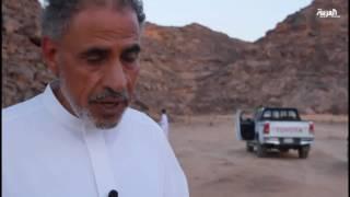 النقوش الثمودية في حائل شمال السعودية تعود إلى 2500 سنة