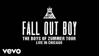 Fall Out Boy - Boys Of Zummer Live In Chicago (Trailer)