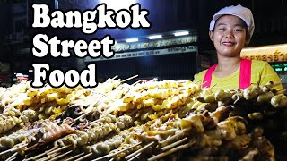 Thailand Street Food - MASSIVE Bangkok Chinatown Street Food Tour