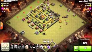 2015/04/13 Clan War against Indidious