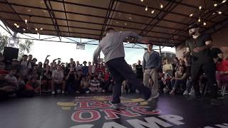 Red Bull BC One Camp Kazakhstan | Exhibition Battle: Killa Kolya & Shadr vs. Victor & Thesis