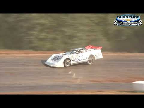 Durrence Layne Latemodel Sportsman Feature North Alabama Speedway 9/30/18!