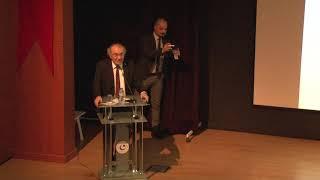 Prof. Dr.  Nevzat TARHAN Değişen Dünya ve Gençlik Konferansı. (22.11.2019)