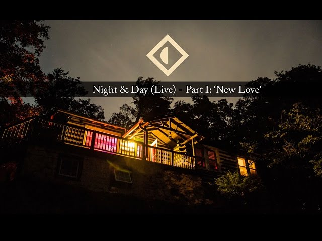 Papadosio - New Love Night & Day (Live)