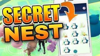 How To Find Pokemon Nest in Pokemon Go   Find Any Rare Pokemon Nest in Pokemon
