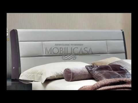 Итальянская кровать Mirage фабрики ALF GROUP