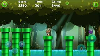 Super Jungle Adventure level-16 to 20