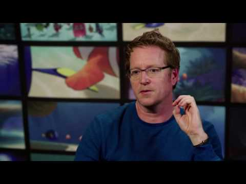 Finding Dory: Director Andrew Stanton Behind the Scenes Movie Interview