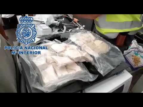 Nueve detenidos en Córdoba por venta de cocaína adulterada