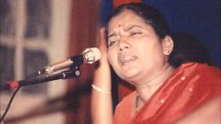 Smt. Malini Rajurkar- Raga Kedar
