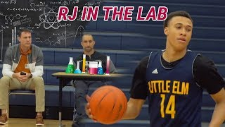 Full Workout With The Best Player In The COUNTRY! 2020 Guard RJ Hampton Is BLOWING UP 😱