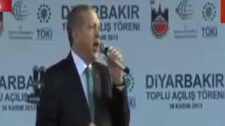 Başbakan Erdoğan: Barzani'ye Sizin şahsınızda Kuzey Irak Kürdistan Bölgesi'ndeki kardeşlerimiz
