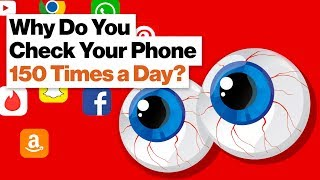 Why Do You Check Your Phone 150 Times a Day? | Tristan Harris