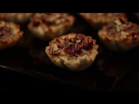 Athens Mini Phyllo Pecan Tarts Recipe