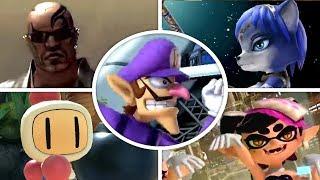 Super Smash Bros. Ultimate - All Assist Trophies (So Far)