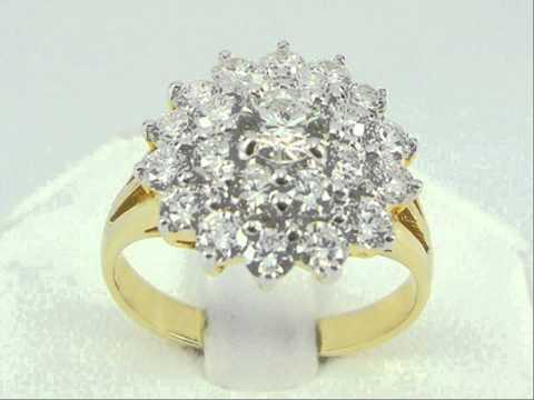 ร้านขายสร้อยเงินแท้ แหวนเพชร กะรัตละเท่าไหร่