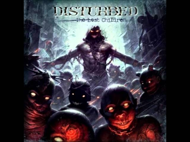 Disturbed - Midlife Crisis HQ + Lyrics