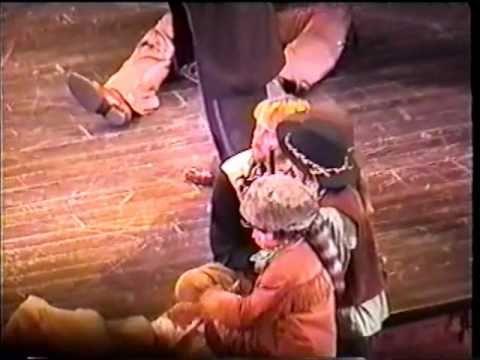 Nicholas Jonas as Little Jake - Broadway 2001