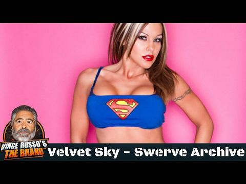 Velvet Sky - Shoot Interview w/ Vince Russo - Swerve Archive