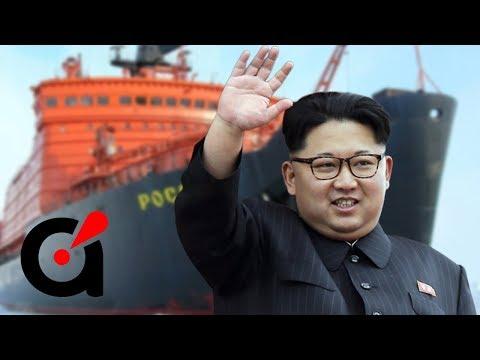 КНДР захватила российское судно! Подробности
