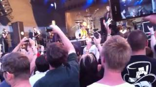 Triggerfinger-i follow Rivers- live @olgas rock