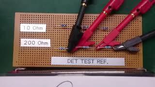 Megger DET4TD2 Earth Testing Repairs by Dynamics Circuit (S) Pte. Ltd.