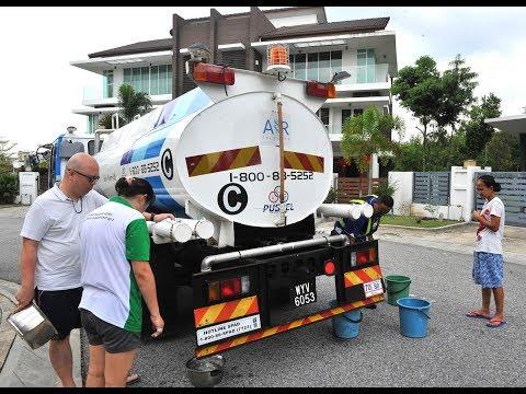 Klang Valley water supply being restored