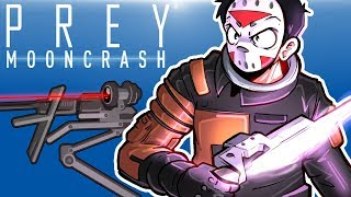 PREY - MUST ESCAPE WITH THE ENGINEER! (DLC) Ep. 3