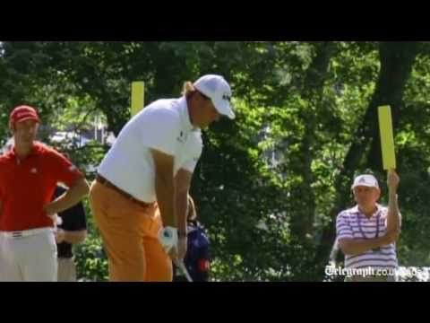 Mickleson, McIlroy And Donald Prepare For US Open Golf 2011