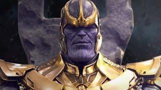 Avengers: Infinity War Trailer Stop Motion - Thanos Scene