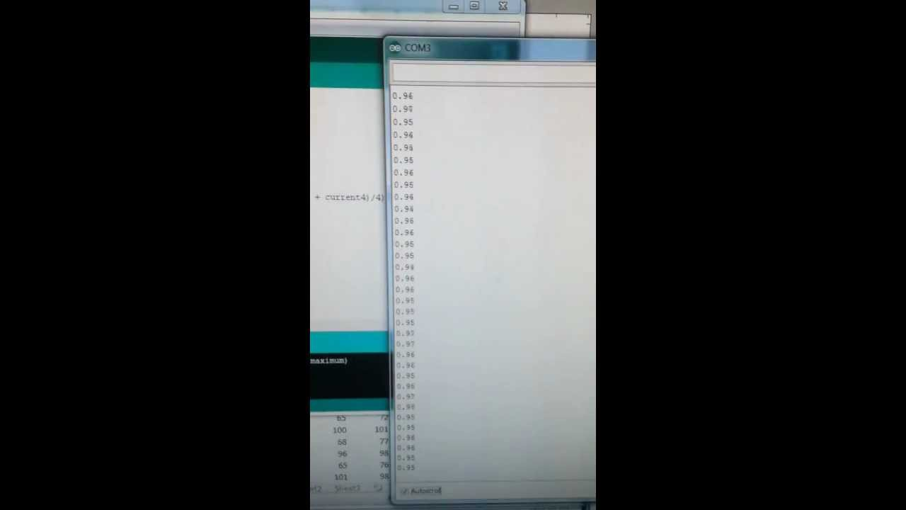 Arduino Current Feedback Motor Torque Control Youtube Motion 101 Servo Motors