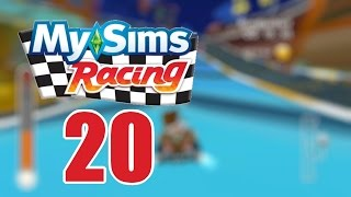 MySims Racing [Let's Play] ☆20☆ - Probleme im Stuntpark?