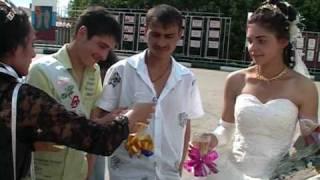 Цыганская свадьба за 3 минуты (Цыганские танцы)(Знакомые попросили снять свадьбу.... здесь представлены некоторые моменты под цыганскую песню в исполнение..., 2009-07-02T20:47:16.000Z)