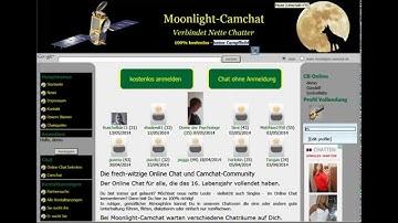 kostenlos auf Moonlight-Camchat chatten
