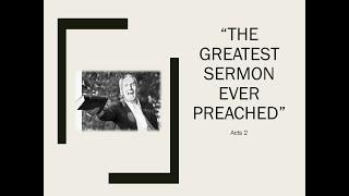 Sermon Jesus is Lord 1 31 2021