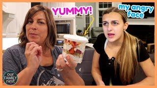 Don&#39t Be Mad Karli! Yummy Yogurt Parfaits!